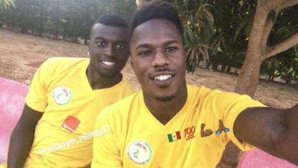 Les lions d'Aliou Cissé n'ont pas levé le pied lors de l'ultime séance d'entrainement en prélude au match contre l'Afrique du Sud ce soir à 19h30 à Dakar.