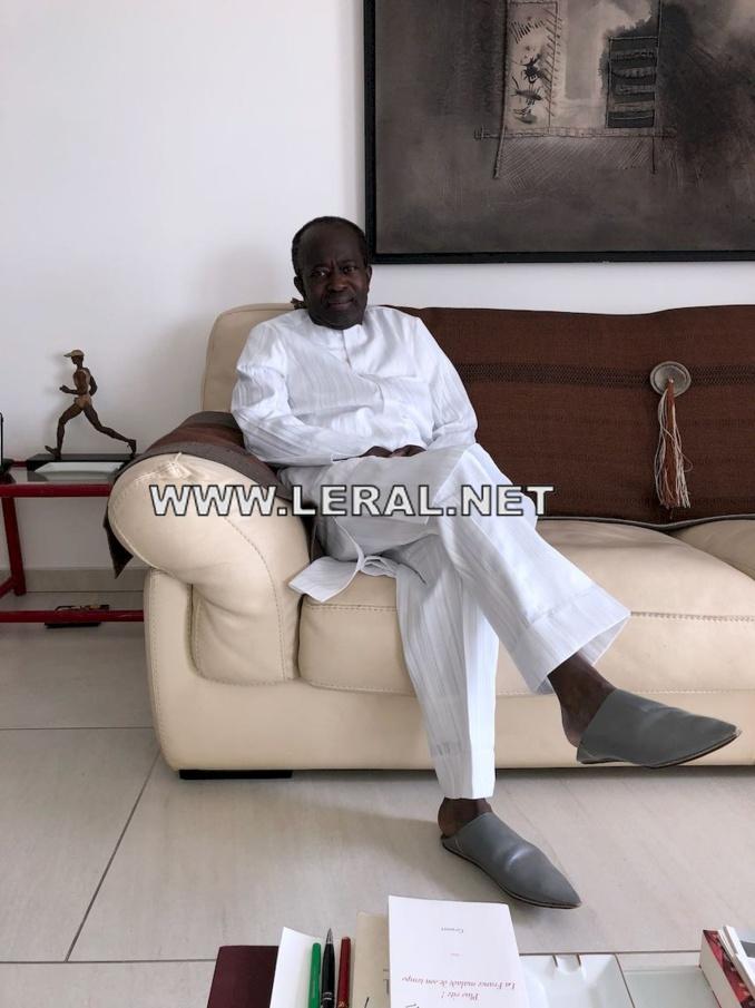 Diagna Ndiaye, parrain du Grand bal de Youssou Ndour à Paris Bercy