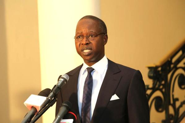 Mahammed Boun Abdallah Dionne, lors de la clôture de la 4e édition du Forum international de Dakar : « Œuvrons ensemble pour la consolidation d'un écosystème apte à favoriser la paix… »