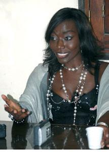 Coumba Gawlo Seck mobilise les artistes africains pour aider le peuple haïtien