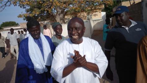 Tournée politique : Idrissa Seck dans le Cayor et le Ndiambour