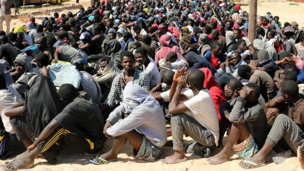 Vente aux enchères des africains en Lybie :  Les jeunesses d'AJ/PADS s'indignent et dénoncent le mutisme de l'Etat sénégalais