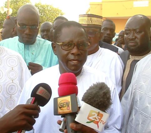 Incendie au Pakk Lambaye : Pape Diop accuse, Abdoulaye Thimbo défend l'Etat
