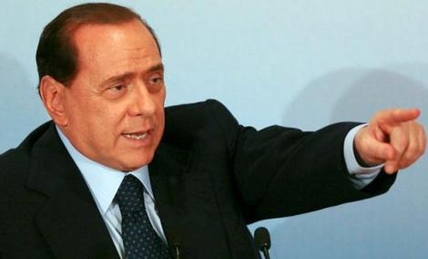 Berlusconi exclut les sénégalais de leurs résidences