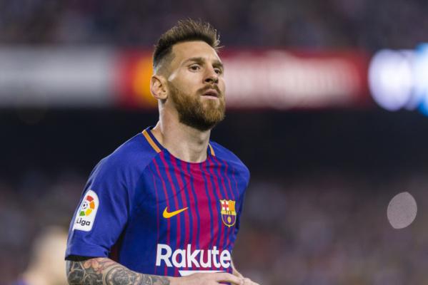 FC Barcelone : Messi se fait tout petit devant un international tricolore