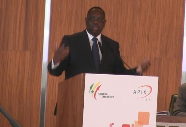 Le Président Macky Sall au Conseil Présidentiel de l'Investissement (Cpi) : « Je trouve que notre fiscalité est trop complexe et il faut ... »