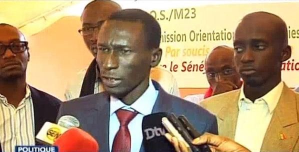 La C.O.S./M23 accuse le Pouvoir de Macky Sall d'avoir faussé le jeu du dialogue politique