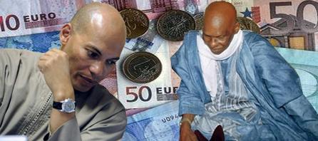 Me Wade achète la villa de Léopold Sédar Senghor à 750 millions de Fcfa