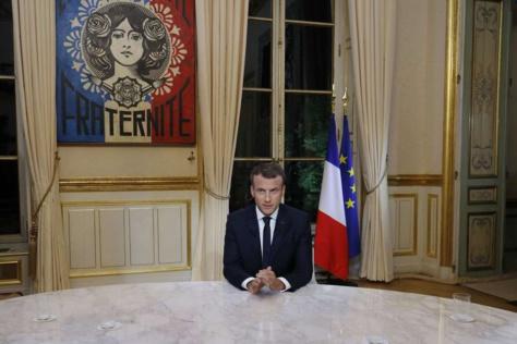 """Esclavage en Libye : Macron parle de """"crimes contre l'Humanité"""""""