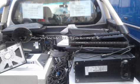 Saisie de matériel au groupe D-MEDIA : Ce qui s'est réellement passé (images)