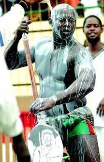 EN SEJOUR EN SUISSE : Le lutteur Tapha Guèye cité dans une affaire de bigamie