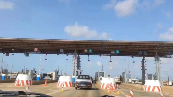 Des coupeurs de route sèment la panique sur l'Autoroute : pour sauver sa peau, il fallait rouler en sens interdit