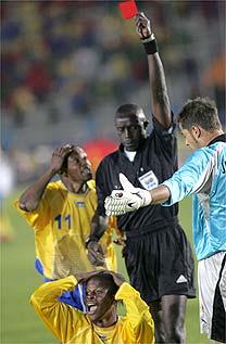 CAN 2010 : Arbitre sénégalais pour Nigéria-Algérie