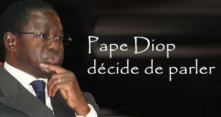 [Exclusif audio] Pape Diop décide de parler
