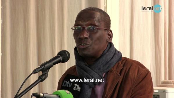 """Mamadou Diop """"Decroix"""", député: Correctif au sujet de mon intervention devant le ministre des Affaires Etrangères"""