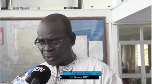 Aymerou Gningue, président du groupe parlementaire ''Bby'' : « L'affaire Khalifa Sall ne vient pas d'ex nihilo, des éléments troublants ont été trouvés »