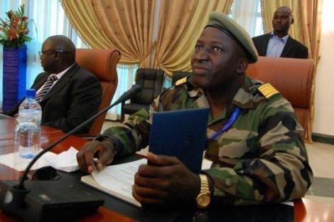 Derniére minute Guinée : arrestation du colonel Moussa Keïta, secrétaire permanent du CNDD