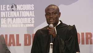 [Audio] Concours de plaidoiries à Caen: un avocat sénégalais remporte le 1er prix