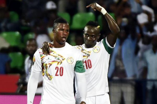 BALLON D'OR CAF 2017 : Sadio Mané.et Diao Baldé Keita sur la short-list