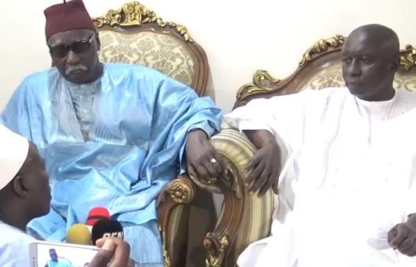 Futur président de la République : Serigne Mbaye Sy Mansour prie pour Idrissa Seck