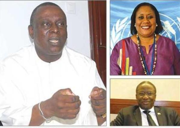 Libération sous caution : Ces quatre personnalités qui ont fait sortir Gadio de prison