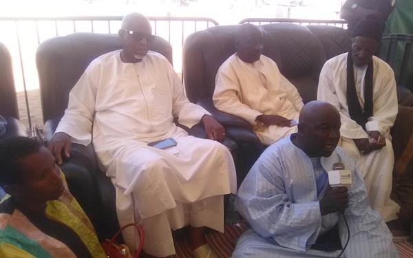 Gamou à  la mosquée «Massalikoul Jinaan» de Dakar : les talibés mourides ont mis les petits plats dans les grands…
