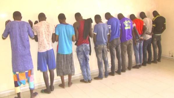 Tivaouane : 231 interpellations depuis mardi, 250 kg de chanvre indien saisis (police)