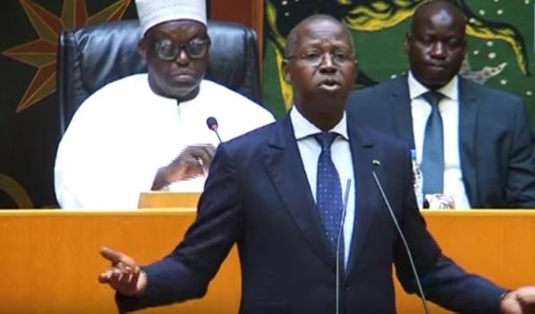 ( En direct vidéo sur internet )  : Le Premier ministre, Mohamed Boun Abdallah Dionne attendu ce mardi à l'Assemblée nationale