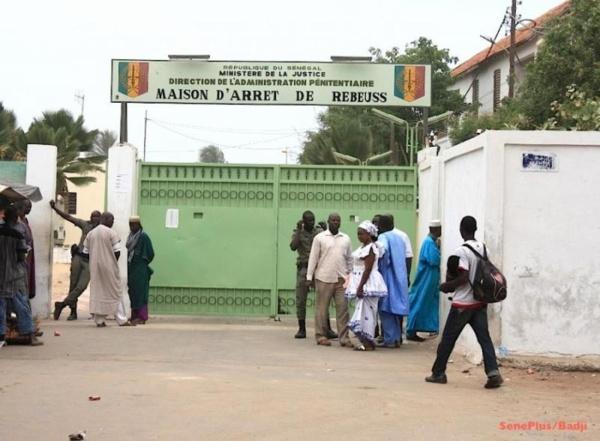 Population carcérale du Sénégal au 30 octobre: 10.313 détenus répartis dans 37 maisons d'arrêt...