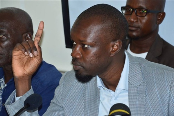 Situation de la Poste : Sonko démontre le « pillage » organisé de la boîte, Mamadou  Lamine Diallo en explique la raison
