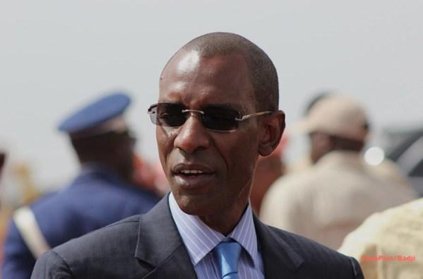"""Troubles lors du lancement """"Podor, horizon 2019"""" à Méry : Abdoulaye Daouda Diallo estime qu'il est difficile d'assurer l'ordre dans ce genre de manifestations"""