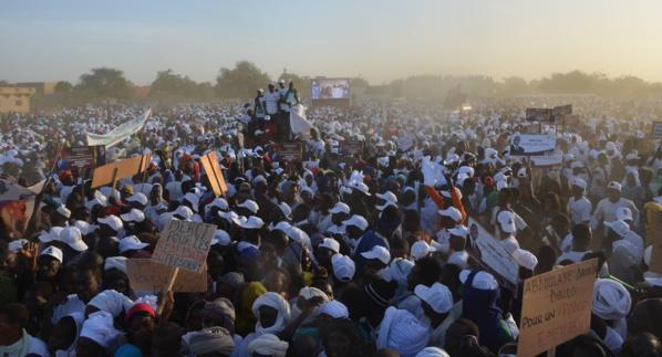 Meeting d'Abdoulaye Daouda Diallo : Du jamais vu dans le Fouta, selon les populations