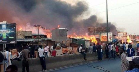 """Incendie à """"Pakk Lambaye"""": Plus 7 milliards perdus par la Senelec"""
