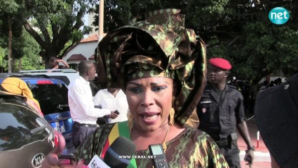 Mame Diarra Fam : «il n'y aura pas d'élection sans Karim Wade»