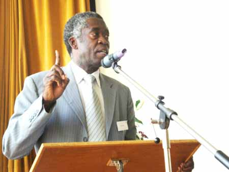 Un «Genevois» candidat à la présidence du Burundi