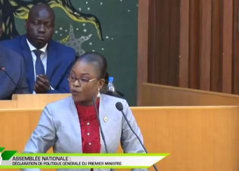 """Marie Sow Ndiaye au PM : """"Votre gestion après 6 ans, montre un chômage endémique et un désespoir sans précédent"""""""