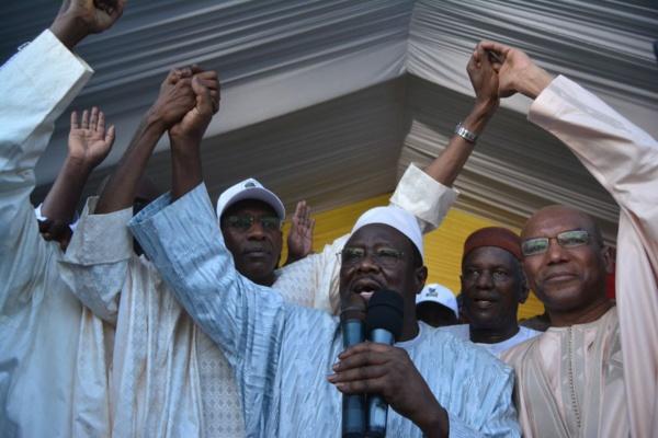 PODOR: Abdoulaye Daouda Diallo confirme son leadership
