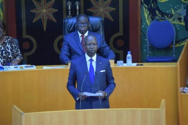 Déclaration de Politique générale II du Premier ministre: L'intégralité du discours de Mahammed Boun Abdallah Dionne