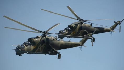 Equipement de la flotte aérienne : l'Armée sénégalaise acquiert de nouveaux hélicoptères de combat