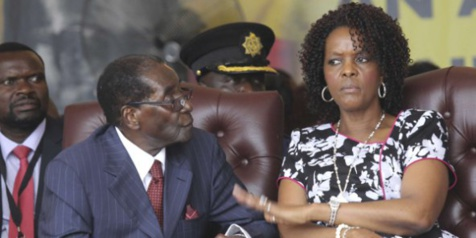 Zimbabwe : Grace Mugabe a-t-elle vraiment demandé le divorce ?