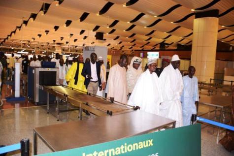 Photos-Ouverture de l'Aéroport Blaise Diagne de Diass