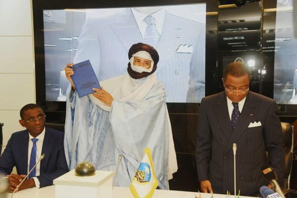 « AIDB sera un hub mondial du transport aérien », dixit le directeur général de l'ASECNA