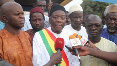 Inauguration AIDB : « Nous vous demandons de baptiser le nom du pavillon présidentiel : Mbadatt », sollicite le maire de Keur Mousseu