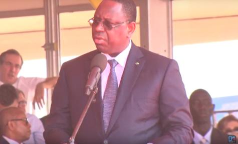Inauguration AIBD: Macky Sall lance des piques à l'opposition