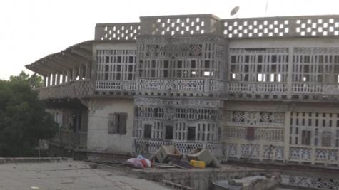 Ndiassane: L'histoire de cet immeuble du 2e Khalife, dont les Djinns ont participé à la construction