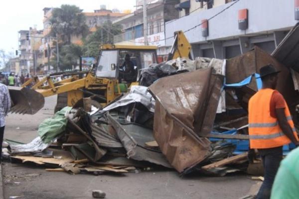 Poste-Thiaroye : plus de 200 occupations clandestines, démolies