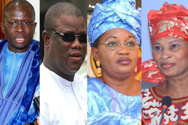 Opposition: Fada, Baldé, Guirassy, Aïssata Tall Sall, Aïda Mbodj…font bande à part