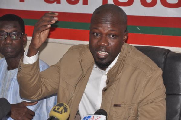 """Ousmane Sonko sur Ter: """"Il y a une différence de 222 milliards FCFA entre ce qui a été dit et ce qu'il y a réellement"""""""