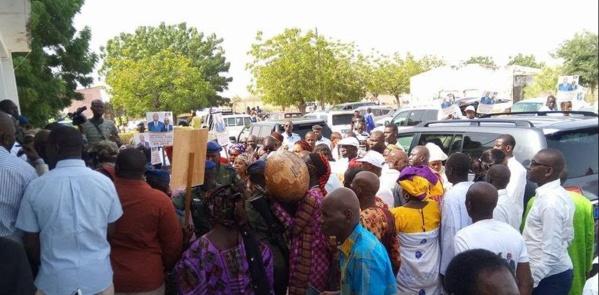 Sidiki Kaba jubile : « le Président Macky Sall a déjà gagné Tambacounda ! »