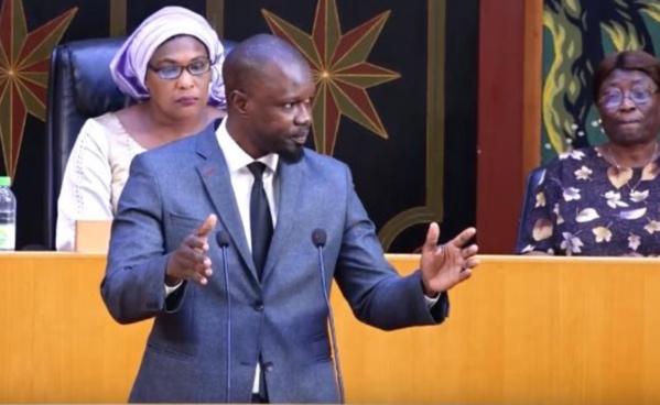 Financement du TER pour  800 milliards au lieu de 568 milliards : Ousmane Sonko contre-attaque encore